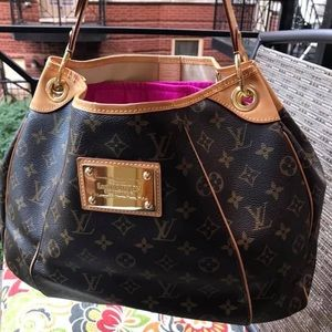 LV Galleria PM Discontinued Monogram